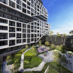 MRKT Condos - MRKT Courtyard 2 300x300