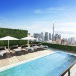 MRKT – Rooftop Pool