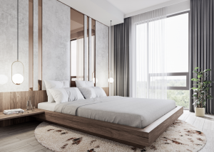 Mondria 1 - Mondria1 Bedroom 300x214