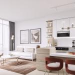 Mondria1_Living Kitchen