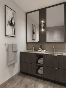 Bayview at The Village- 3 Bedroom Bathroom - Bayview at The Village 3 Bedroom Bathroom 225x300