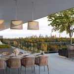 Bayview at The Village- Outdoor Terrace