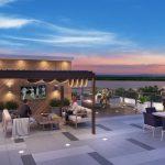 LakeVu Two Rooftop Terrace