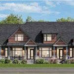 Montgomery Meadows - 25' Courtyard Bungalow Townhomes